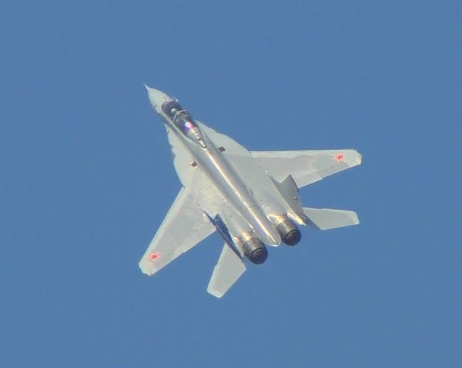 Российский многоцелевой истребитель 4